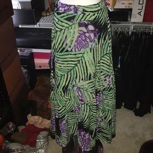Maxi skirt by Eva Mendez